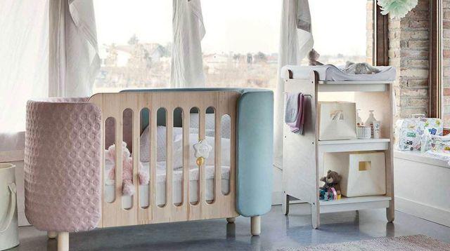 Chambre Bebe Style Industriel Idees De Tricot Gratuit