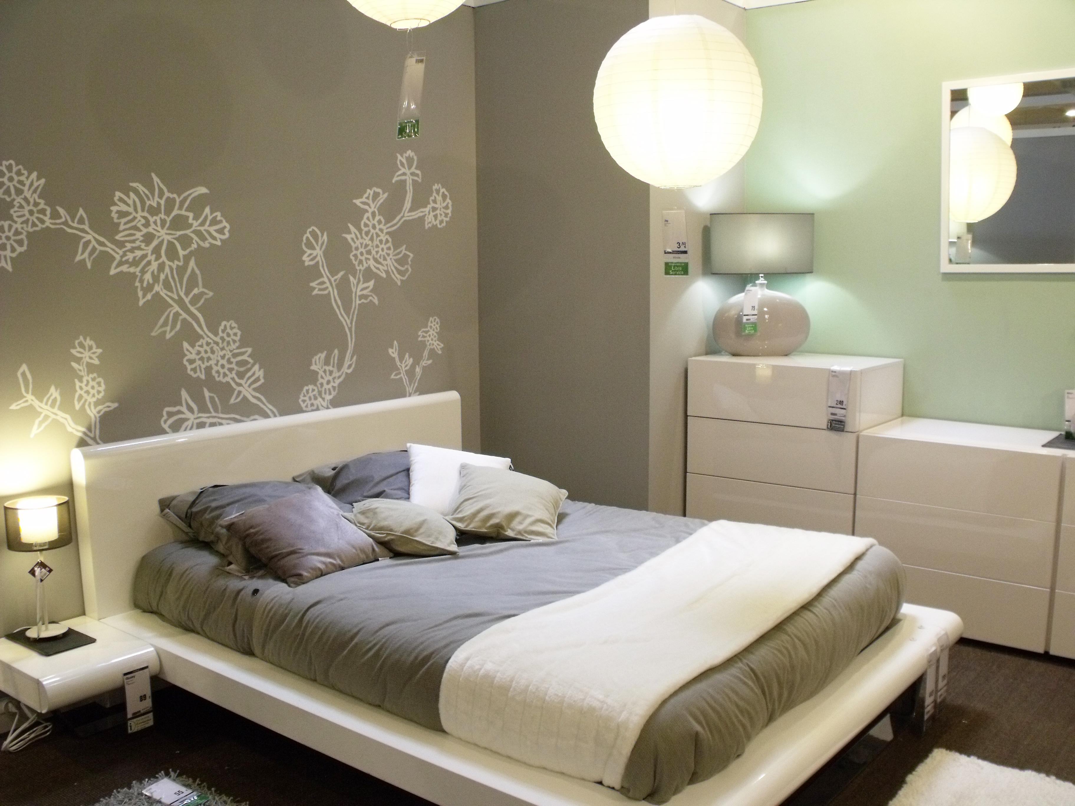 Décoration de chambre à coucher