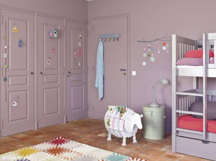 Modele chambre fille - Famille et bébé