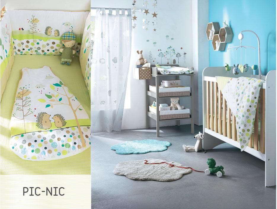 Chambre bébé garçon vertbaudet - Famille et bébé