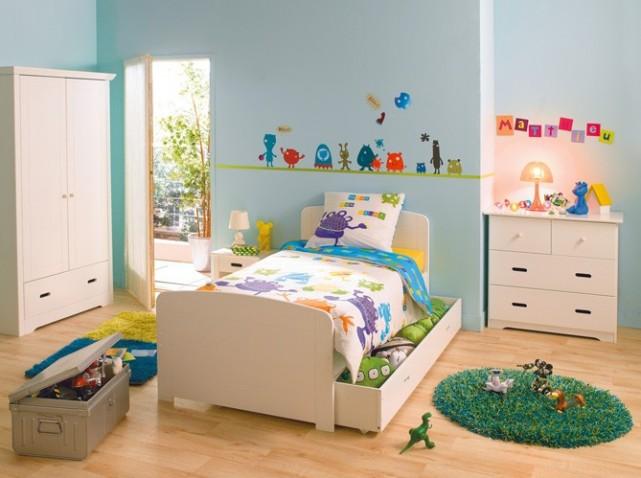 modele chambre enfant