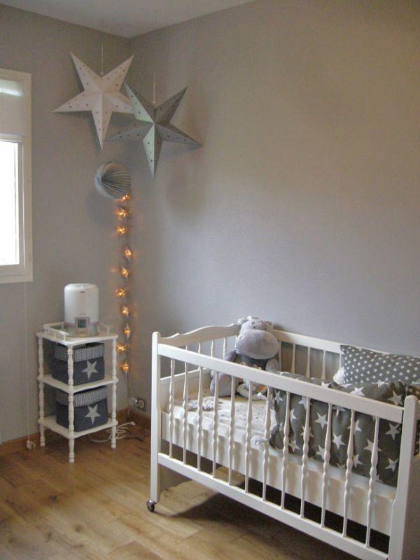 Belle chambre bébé mixte - Famille et bébé