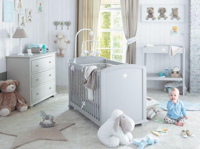 Stickers chambre bébé maison du monde