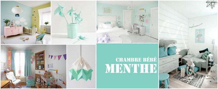 Decoration Chambre Fille Vert D Eau