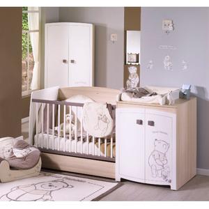 Chambre winnie l\'ourson bébé 9 - Famille et bébé