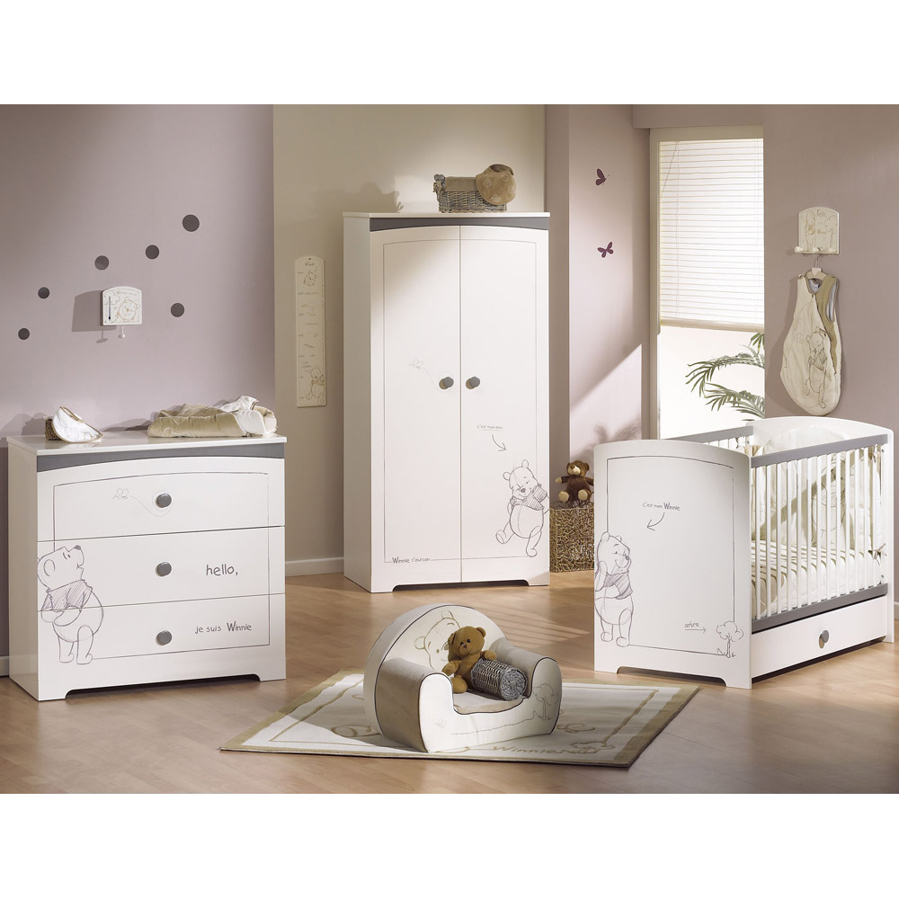Best Chambre Winnie Lourson Cdiscount Contemporary - Sledbralorne ...