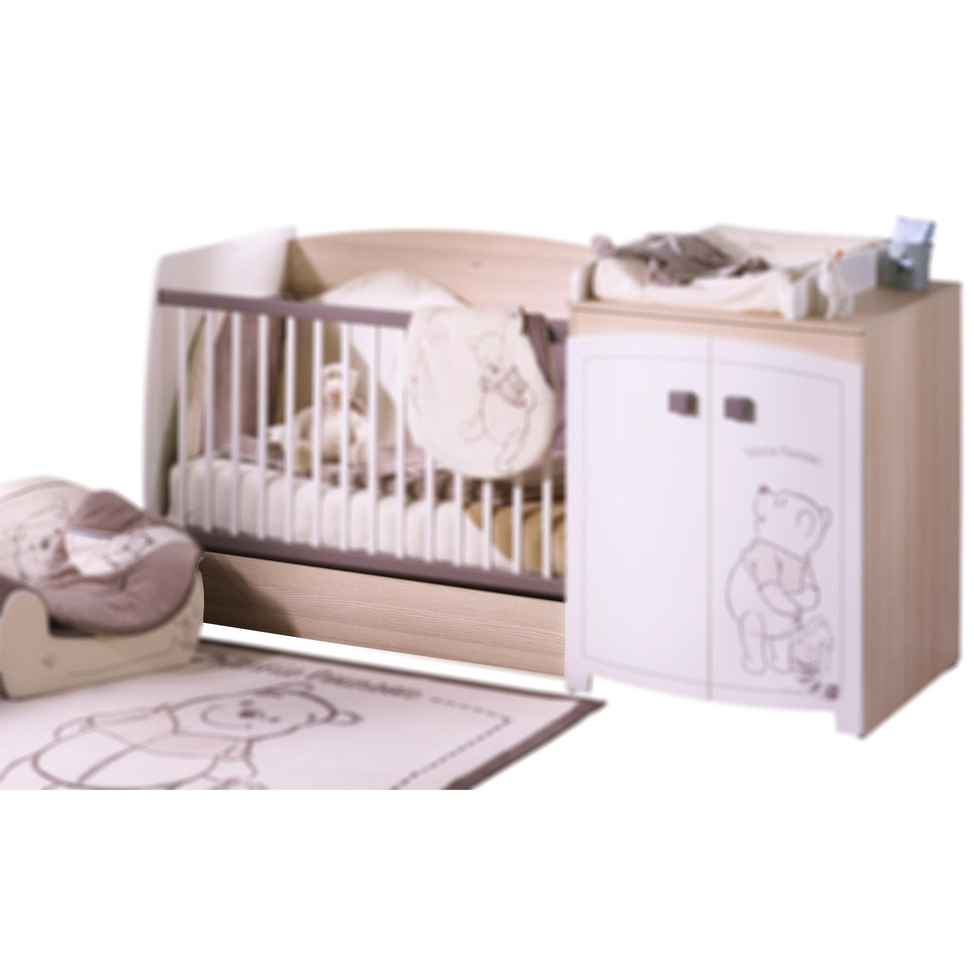Chambre winnie bebe 9 - Famille et bébé