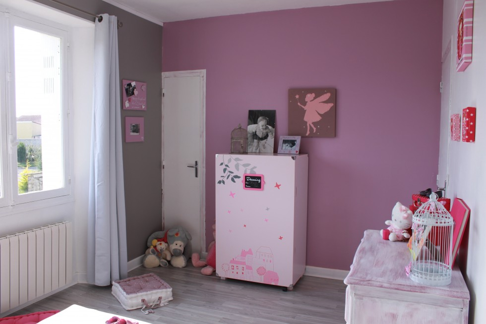 Download Deco Chambre Fille Violet Laby