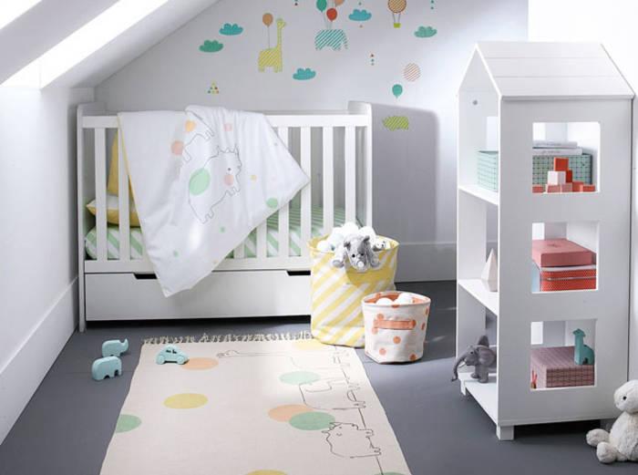 Petite chambre bébé