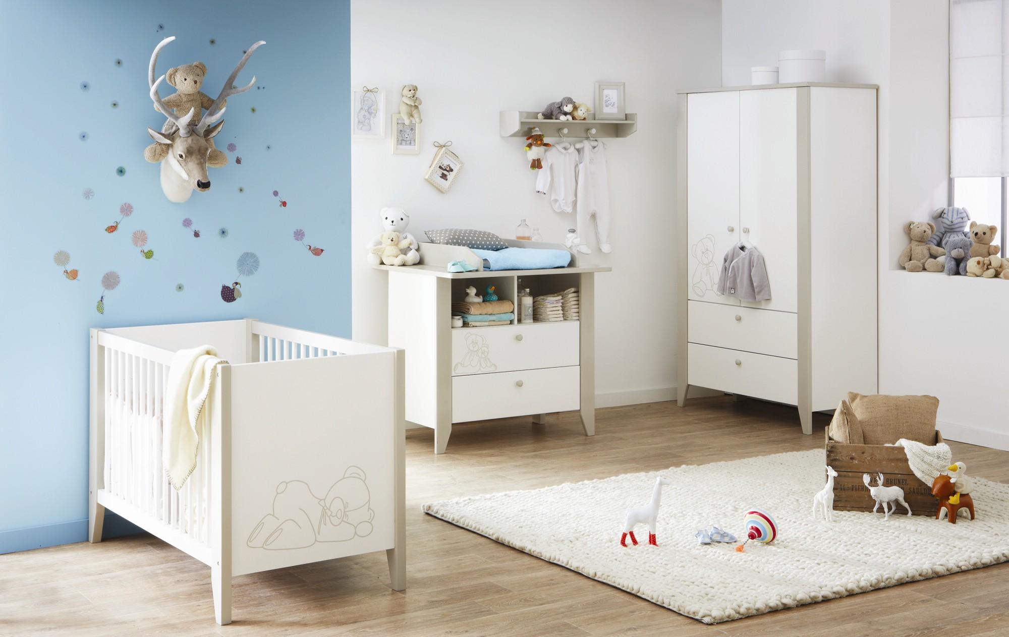 Décorer la chambre de bébé pas cher - Famille et bébé
