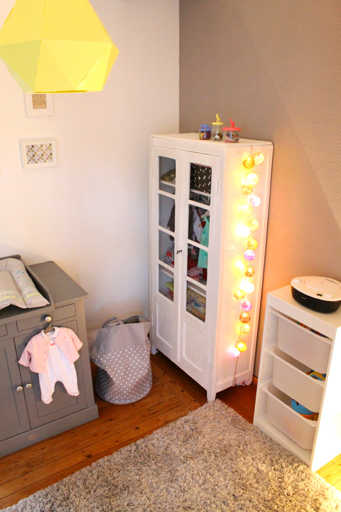 Chambre bébé diy
