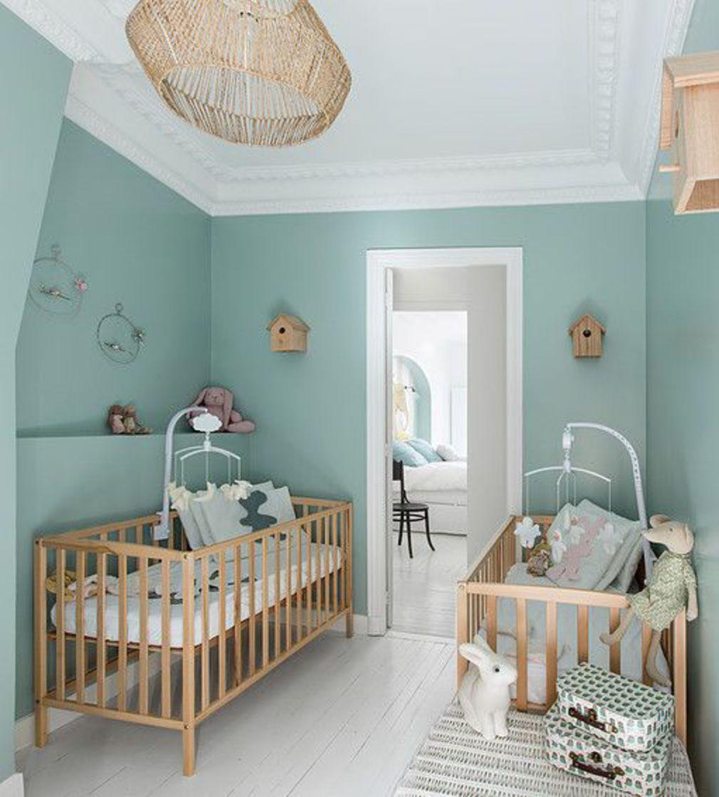 Deco chambre bebe jumeaux - Famille et bébé