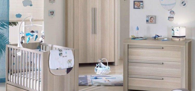 Stickers chambre bébé 4 murs