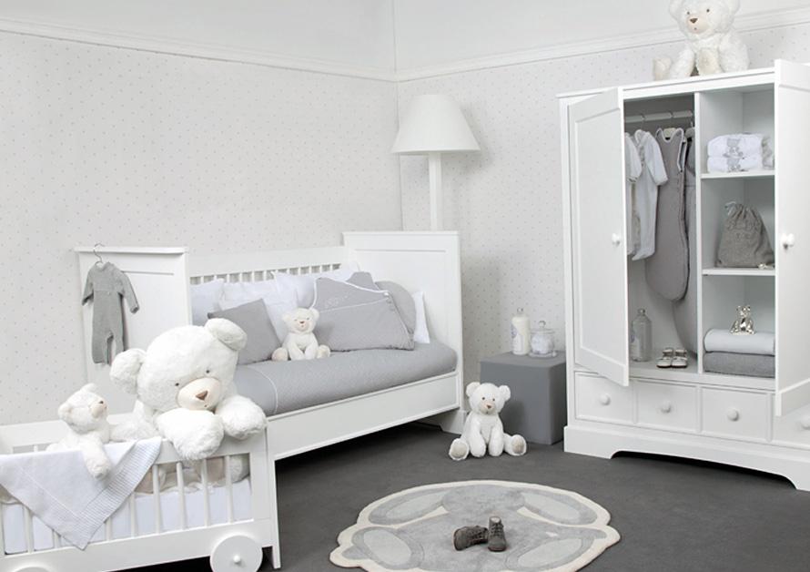 Chambre Bebe Blanc Et Lin