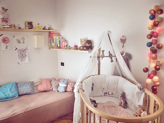 Chambre Bebe Fille Idee Deco Idees Etonnantes