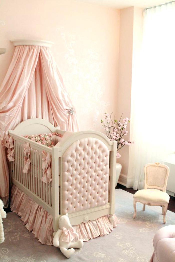Chambre baroque rose trendy temoignage deco chambre bebe montpellier with chambre baroque rose - Chambre bebe style baroque ...