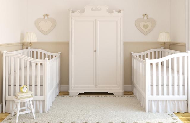 1 chambre pour 2 bebe - Famille et bébé