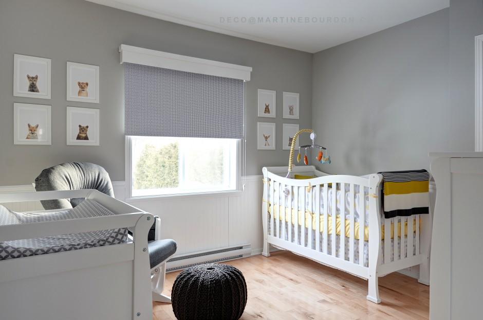 Theme chambre bébé garçon