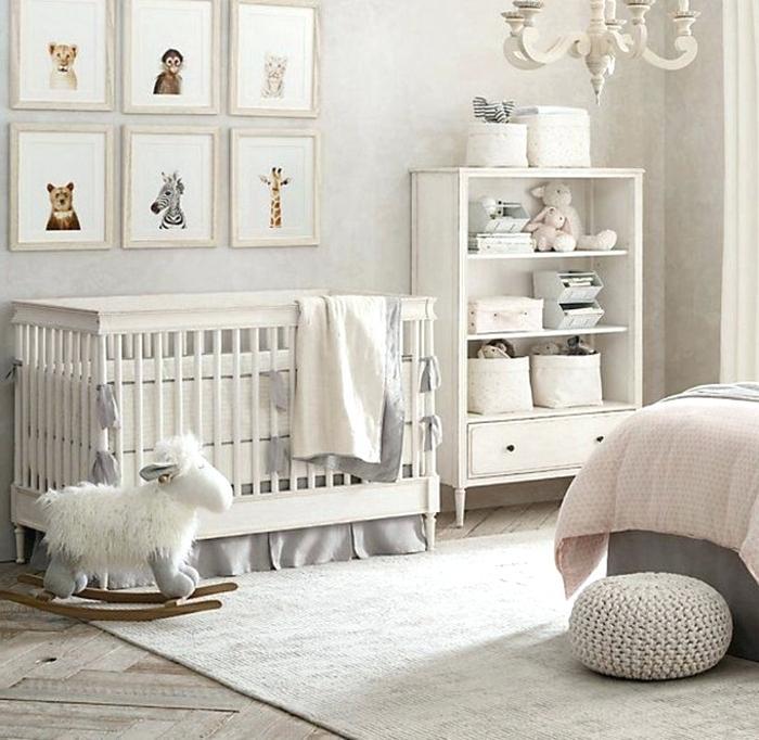 Best Chambre Bebe Grise Et Beige de Design - Idées décoration ...