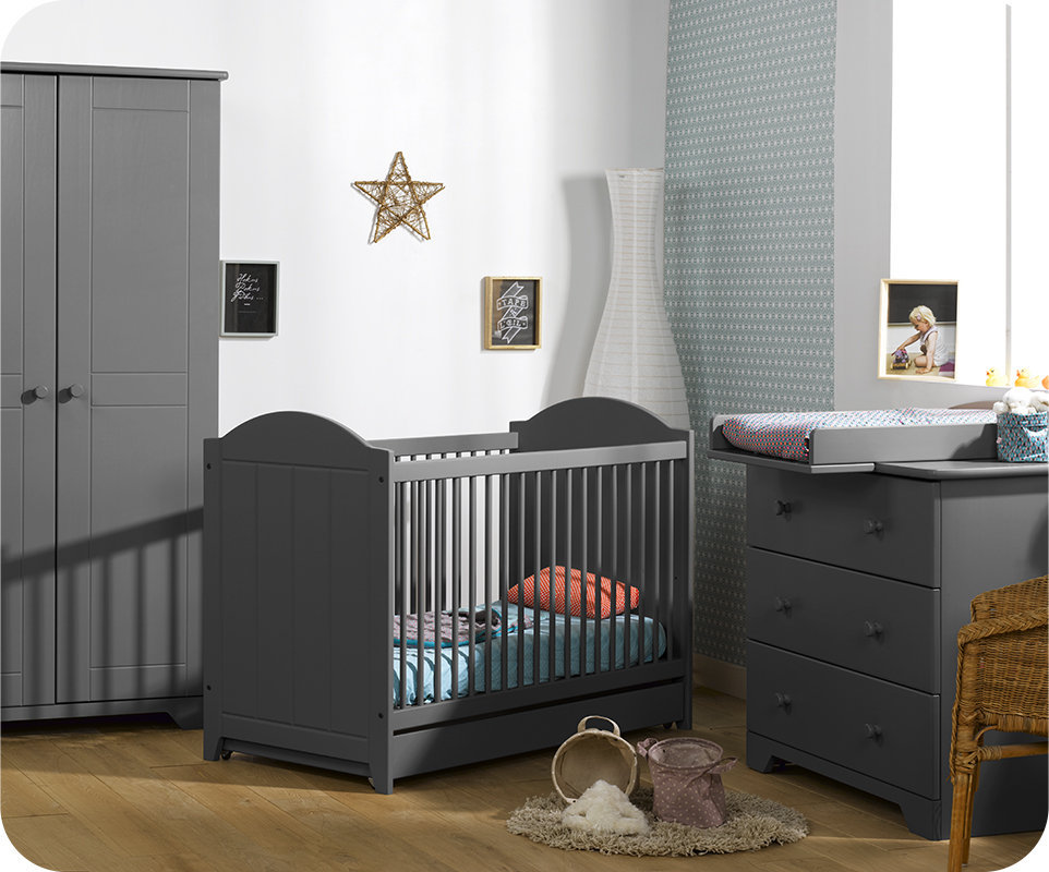 Chambre bébé une chanson douce - Famille et bébé