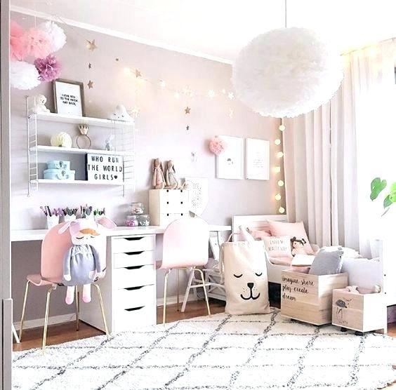 Chambre bébé fille rose pastel - Famille et bébé