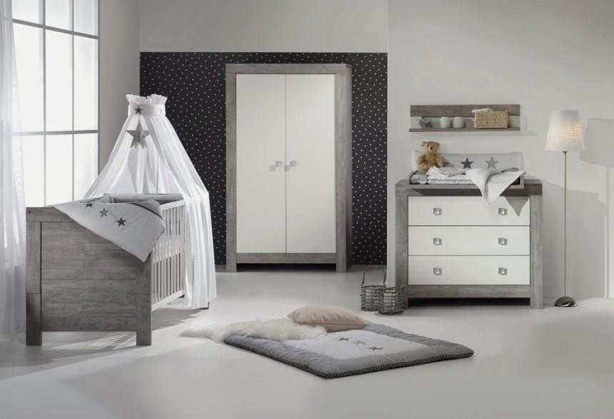 Promo chambre bébé complète
