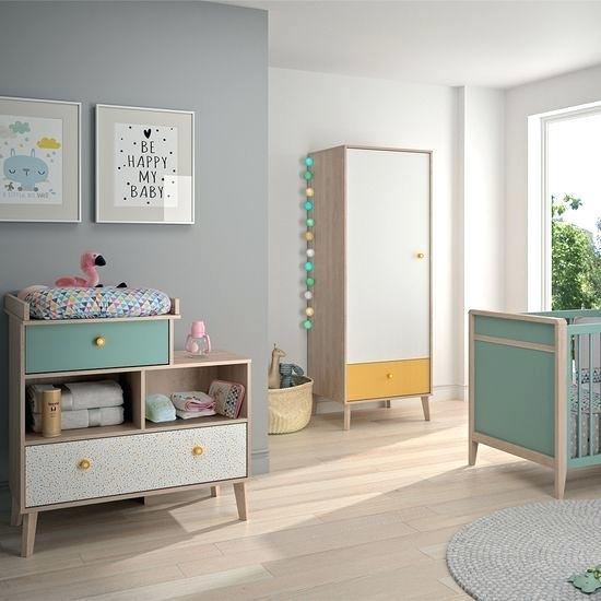 Chambre bébé iliade