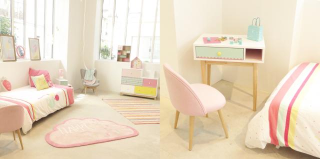 Emejing Deco Chambre Fille Maison Du Monde Gallery - Design Trends ...