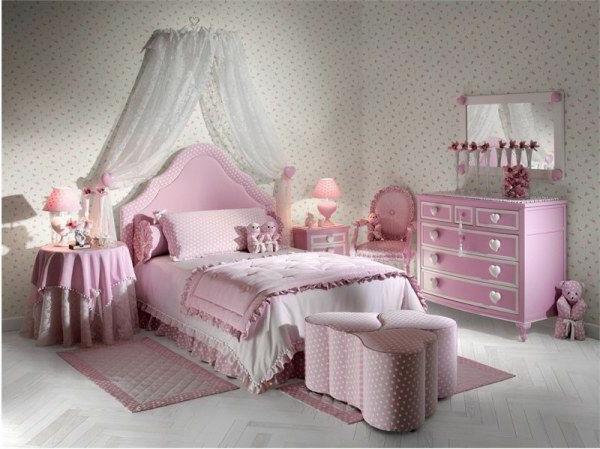 Deco chambre bebe princesse - Famille et bébé