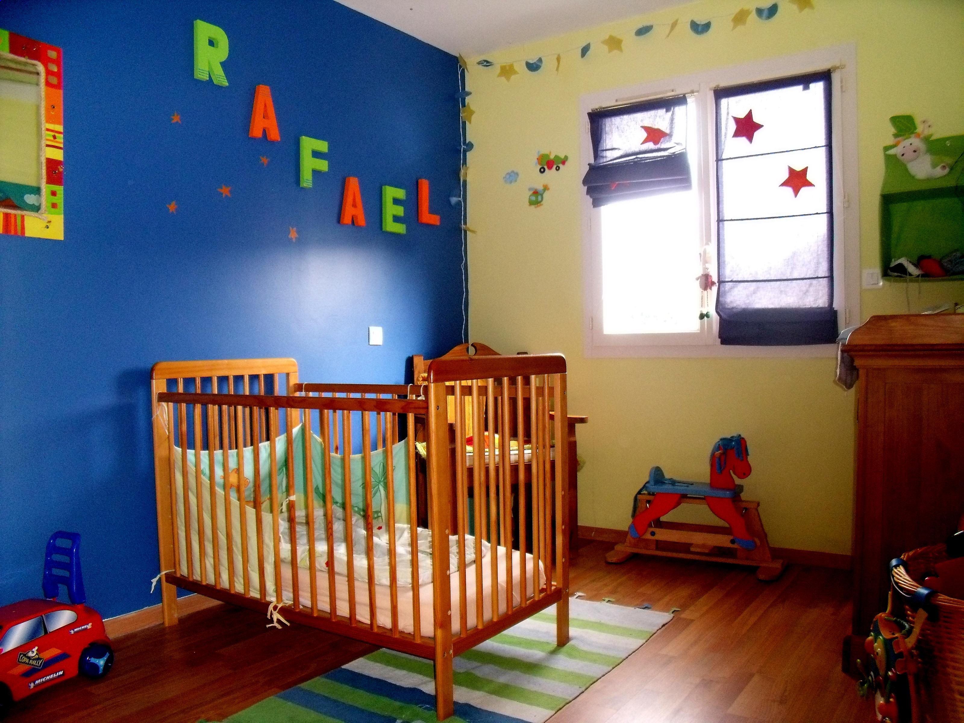 Chambre bébé 2 ans - Famille et bébé