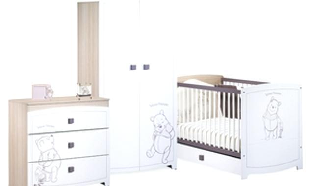 Chambre bebe timeo auchan - Famille et bébé