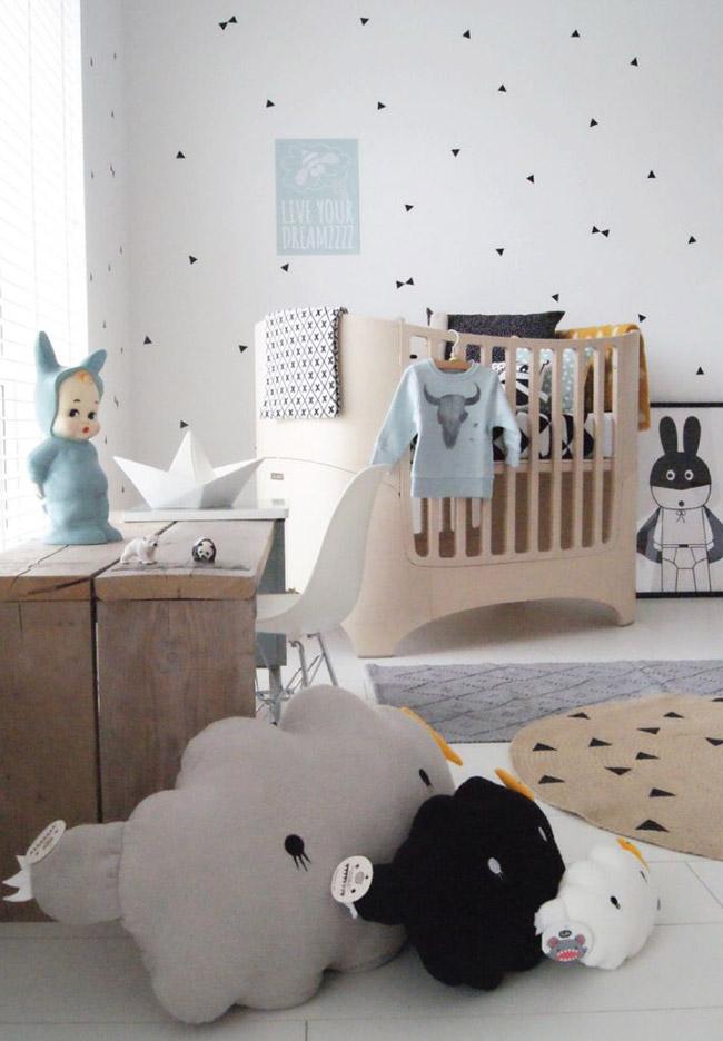 Inspiration chambre bebe fille - Famille et bébé