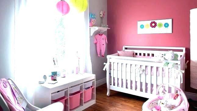 Deco chambre bebe rose