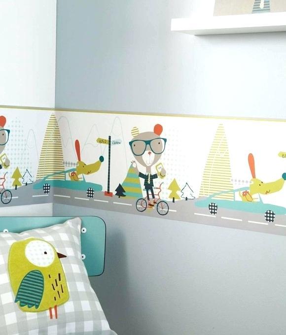 Papier peint chambre bebe 4 murs