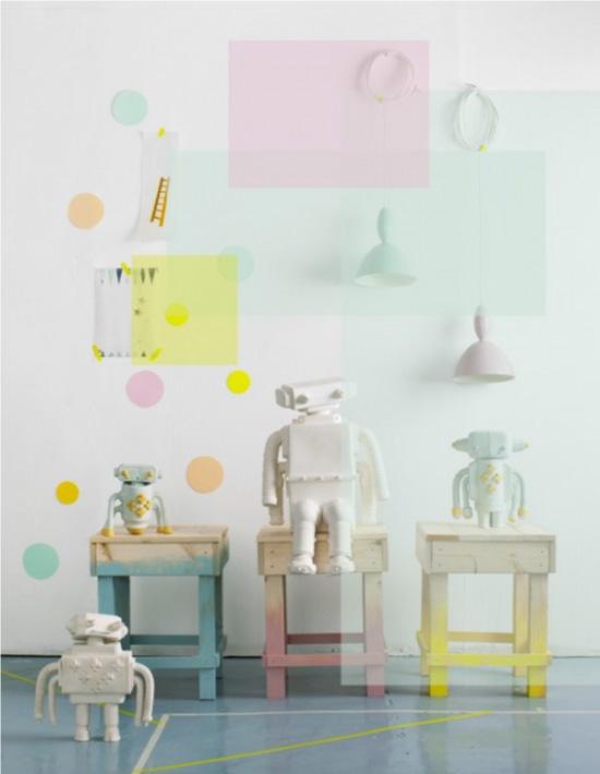 Decoration Chambre Bebe Pastel Idées De Tricot Gratuit