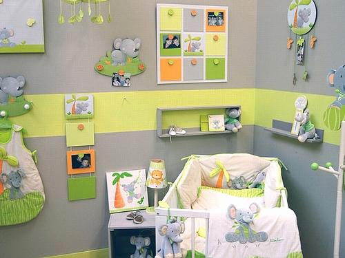 Chambre Jungle Fly : Chambre bebe marseille aubert famille et bébé