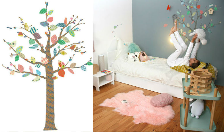 4 murs chambre bebe famille et b b. Black Bedroom Furniture Sets. Home Design Ideas