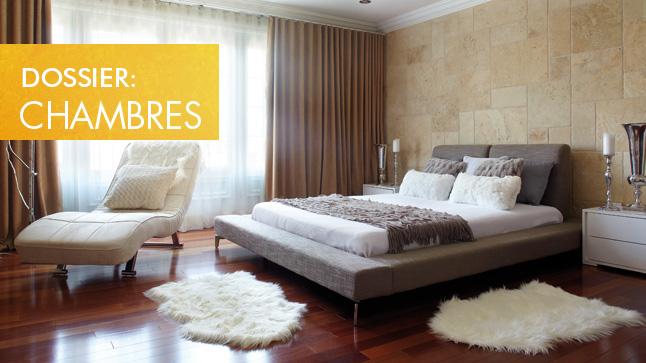 Chambre à coucher décoration - Famille et bébé