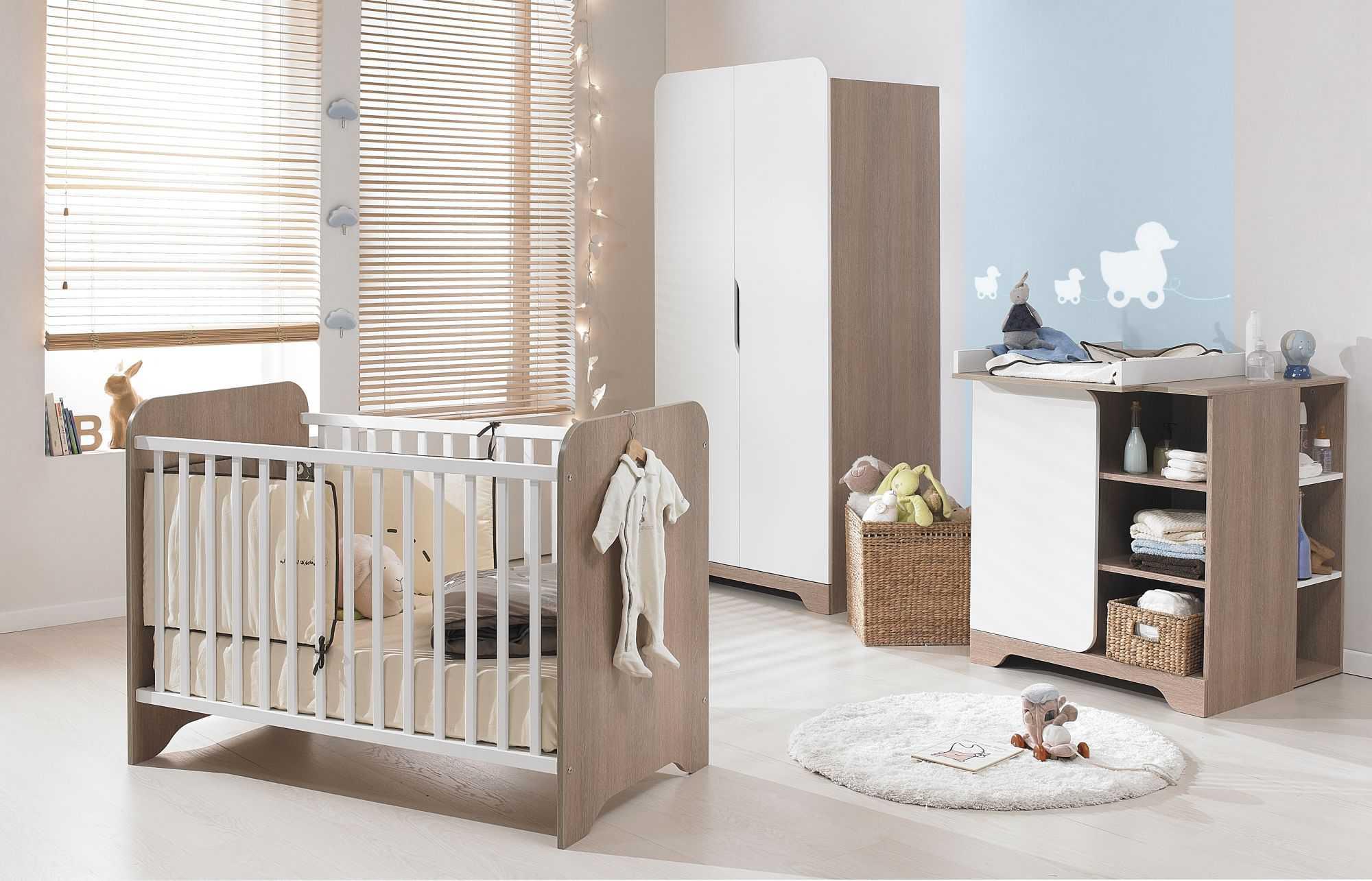 Couleur chambre b b gris bleu famille et b b - Couleur pour chambre bebe ...
