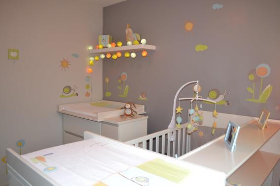 Couleur pour chambre bébé mixte - Famille et bébé