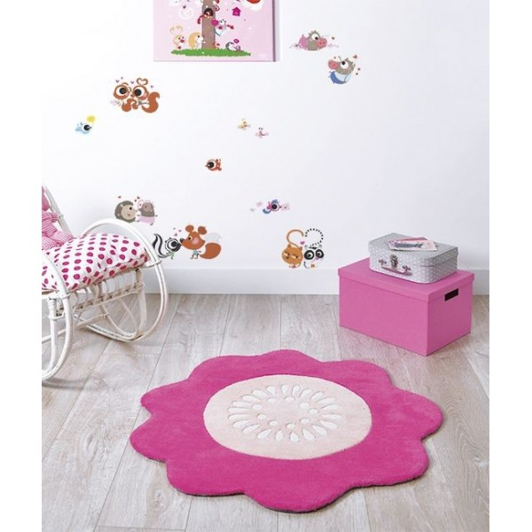 Gallery of Tapis Chambre Bebe Fly 2