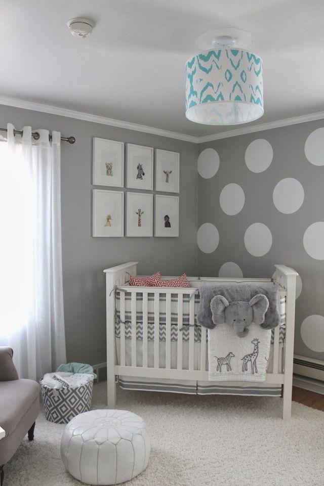 Idée déco chambre bébé garçon pas cher - Famille et bébé