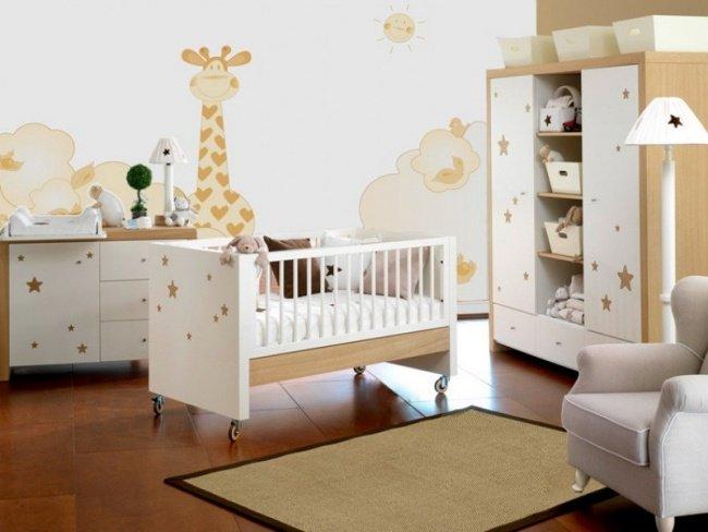 Chambre bebe deco idee - Famille et bébé