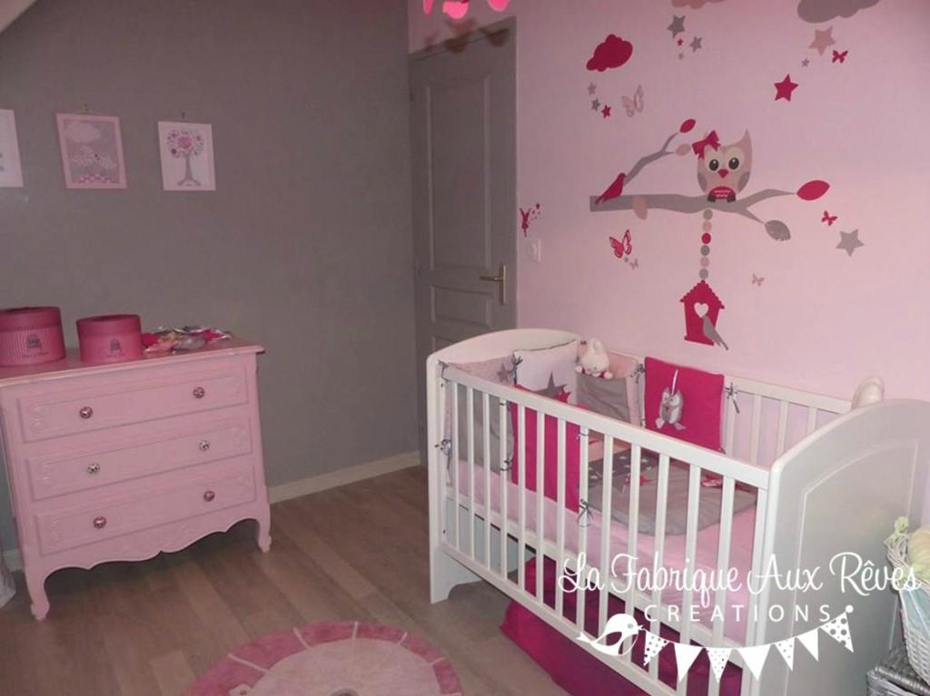 Idee Deco Chambre Fille Bebe