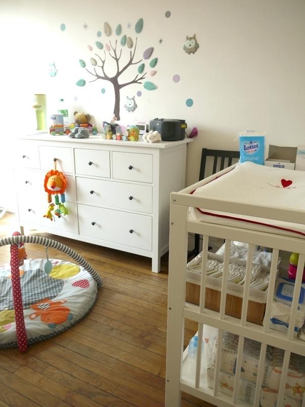 Chambre bébé déco pas cher