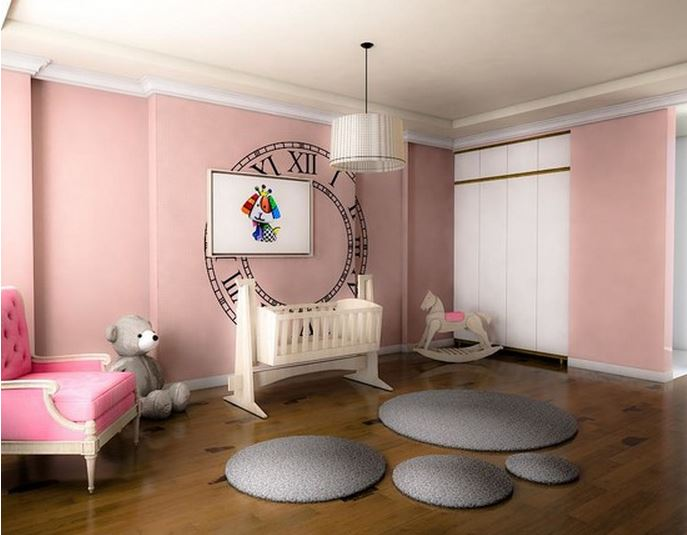 Best Deco Chambre Bebe Fille Mansardee Contemporary - House ...