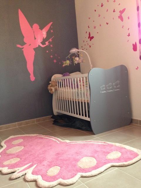 Best Chambre Bebe Fille Gris Et Rose Galerie - Photos et idées ...