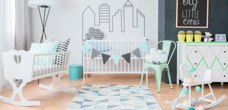 Chambre du bebe