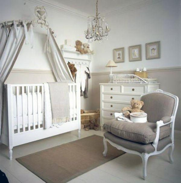 chambre bebe style americain