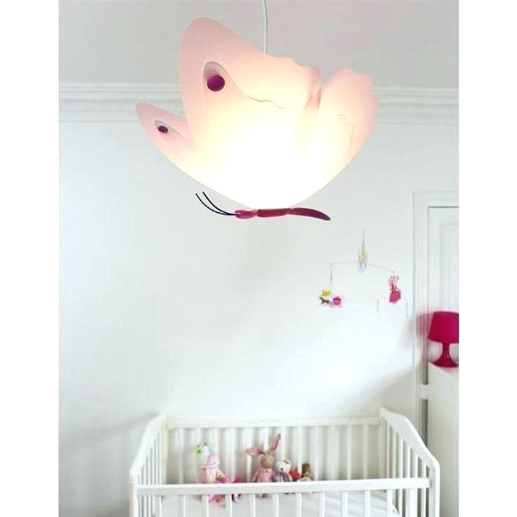 Lampe chambre bébé fille - Famille et bébé